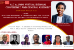 ALC ALUMNI VIRTUAL BIENNIAL CONFERENCE  & GENERAL ASSEMBLY