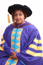 Wanjiru Gichohi awarded PhD from Kenyatta University, Nairobi.
