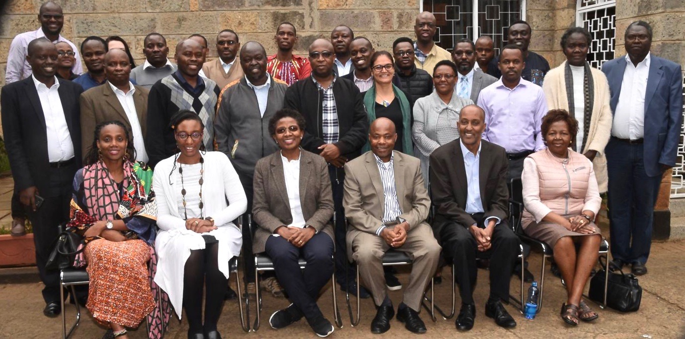 ALC, King's College, London and IDS, UoN Faculty and Staff